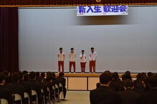 4/9 新入生歓迎会