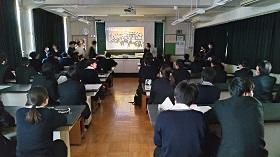 豊高祭 クラス代表ガイダンス