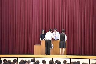 7/22 終業式