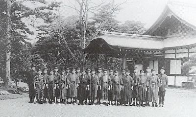 豊岡高校の歴史的写真