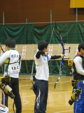 2/24 全日本室内アーチェリー選手権大会結果