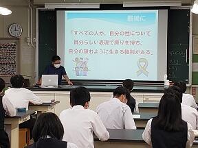 細田智也氏の特別授業